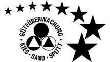 Recycling Baustoff Siegel Güteüberwachung Verband