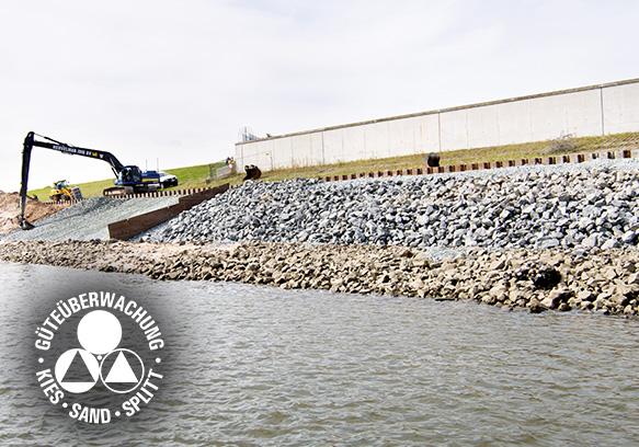 Überwachung Zertifizierung Wasserbausteine