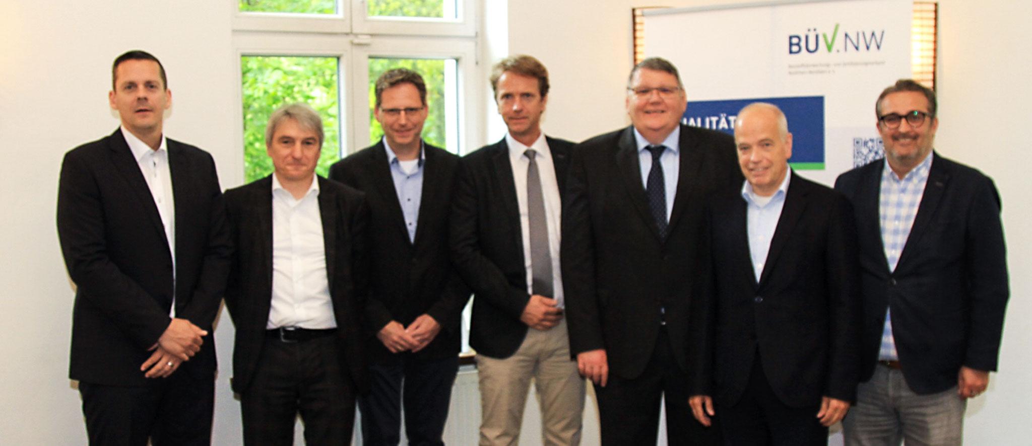 Jahresmitgliederversammlung 2019 | BÜV.NW